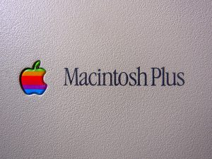 Macintosh Plus logo