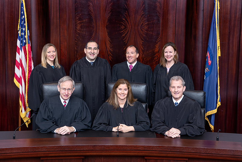 Michigan Supreme Court justices